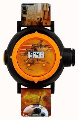 Star Wars Bb8 Projektor Uhr 10 Bilder SWM3116