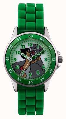 Disney Princess Kinder Dschungelbuch grünes Armband JBK3007