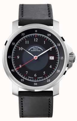 Muhle Glashutte M29 klassische Automatik-Uhr M1-25-53-LB