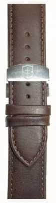 Elliot Brown Mens 22mm braun gewachst Sattel Leder Futterband nur STR-L09