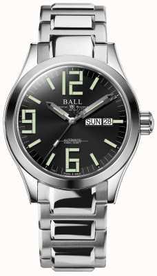 Ball Watch Company Mens Ingenieur ii genesis Automatik Edelstahl NM2026C-S7-BK
