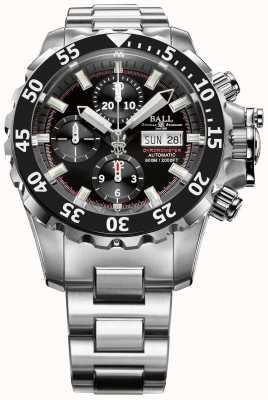 Ball Watch Company Mens Ingenieur Nedu Kohlenwasserstoff 600m automatische Chronometer DC3026A-SC-BK