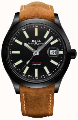 Ball Watch Company Ingenieur II Green Berets automatisches Titancarbidgehäuse NM2028C-L4CJ-BK