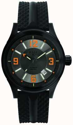 Ball Watch Company Fireman Racer dlc automatische Gummiband graues Zifferblatt NM3098C-P1J-GYOR