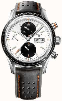 Ball Watch Company Feuerwehrmann Storm Chaser Pro automatischer Chronograph CM3090C-L1J-WH