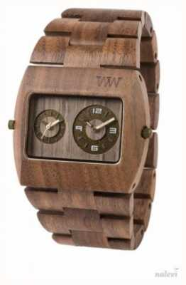 WeWood Mens jupiter rs Mutter aus Holz braun Gurt 70331700