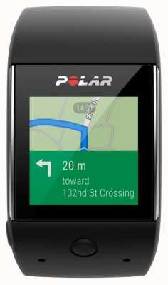 Polar M600 schwarz Android Smartwatch tragen 90061185