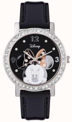 Disney Adult Minnie Maus Edelstahl Silber Fall MN1149