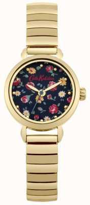 Cath Kidston Gold-Armband Foto gedruckt Wahl CKL016GM