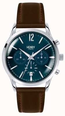 Henry London Herren Ritterbrücke HL41-CS-0107