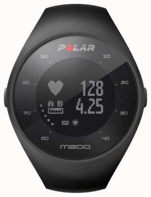 Polar Unisex schwarz m200 GPS Handgelenk hr m / l 90061201