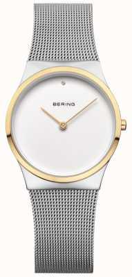 Bering Womans Klassiker unter den Mesh Gold Detail 12130-014