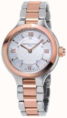 Frederique Constant Womans Freude uhrmacherischen Smartwatch Aktivität Tracker FC-281WH3ER2B