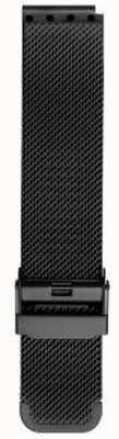 Bering Mens Milanese schwarz Mesh Strap PT-15540-BMBX