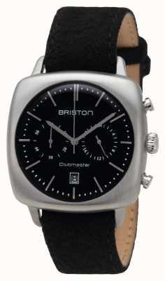 Briston Herren Clubmaster Vintage Stahl schwarz 16140.S.V.1.LFB