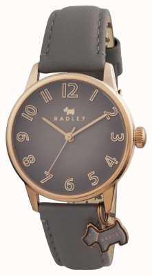 Radley Womans blair grau Lederband RY2248