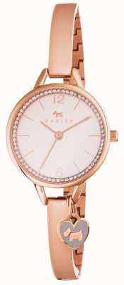 Radley Womans Love Lane Armreif Roségold RY4268