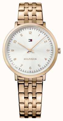 Tommy Hilfiger Womans Pippa Rosé vergoldet 1781760