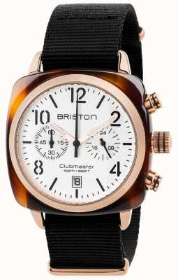 Briston Mens Clubmaster-Klassiker 17140.PRA.T.2.NB