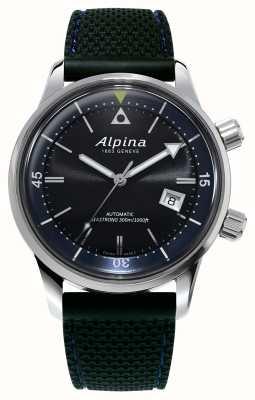 Alpina Mens seastrong Taucher Erbe automatisch AL-525G4H6