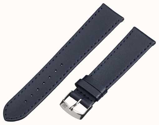 Morellato Strap nur - Sprint Napa Leder dunkelblau 20mm A01X5202875062CR20