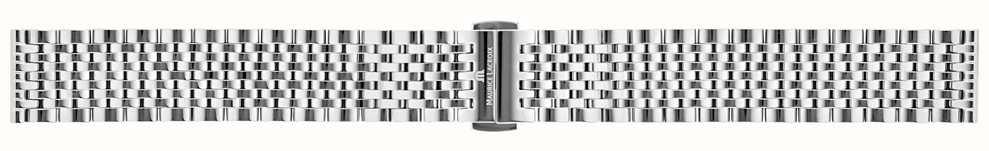 Maurice Lacroix Nur Armband aus 16 mm Edelstahl, nur Armband aus Mailand ML450-005001