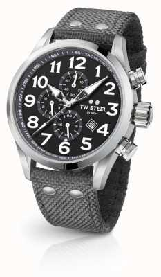 TW Steel Herren volante grau 45mm Chronograph VS13