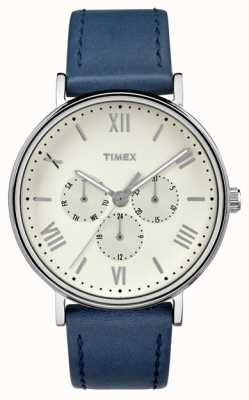 Timex Herren Southview Multifunktions-Chronograph blau TW2R29200