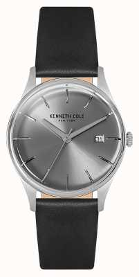 Kenneth Cole Womans 35mm Edelstahlgehäuse silber KC15109004