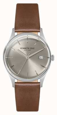 Kenneth Cole Womans 35mm Edelstahlgehäuse silber KC15109005