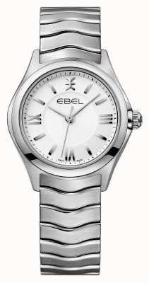 EBEL Wave Damen Edelstahluhr 1216374