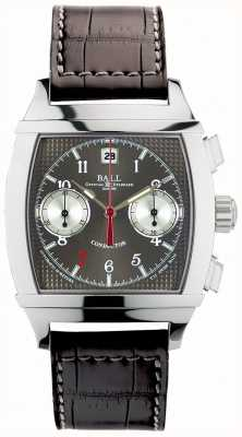 Ball Watch Company Vanderbilt grauer Zifferblatt Chronograph limitierte Auflage Dirigent CM2068D-LJ-GY