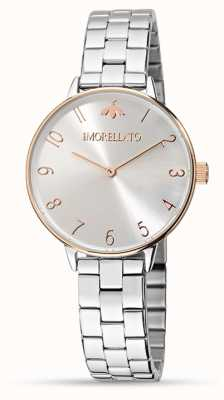 Morellato Womens Ninfa Rose Gold Detail Uhr R0153141504