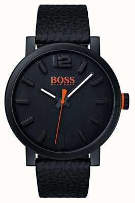 Hugo Boss Orange Bilbao Herrenuhr in schwarz 1550038