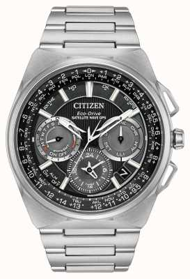 Citizen F900 Satellitenwellen GPS Chronographen Super Titan CC9008-50E