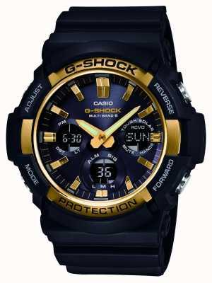 Casio Herren G-Schock Waveceptor Alarm Chrono GAW-100G-1AER