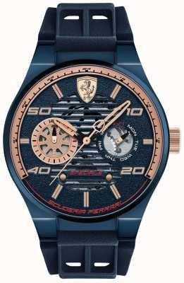 Scuderia Ferrari Speziell blau 0830459