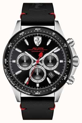Scuderia Ferrari Piloten Chronograph 0830389