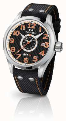 TW Steel Mens Special Edition Volante Rennen der Champion schwarz orange TW965