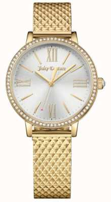 Juicy Couture Woman's Socialite Watch Gold 1901613