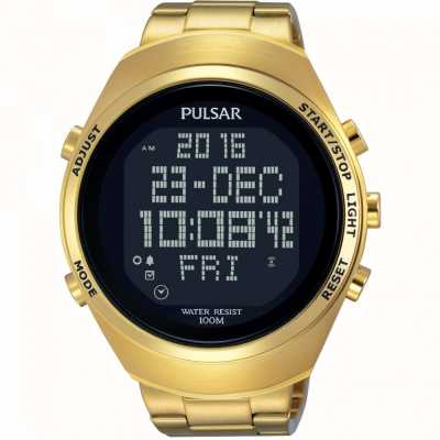 Pulsar Alarm Chronograph für Männer PQ2056X1
