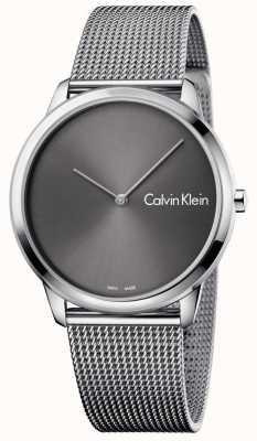 Calvin Klein Unisex minimales Uhrenarmband K3M211Y3