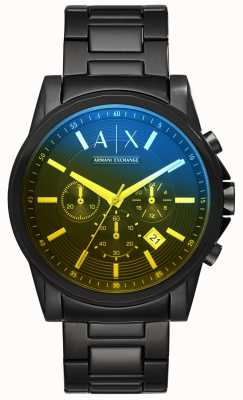 Armani Exchange Herren Outerbanks Edelstahlarmband AX2513