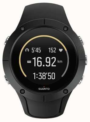 Suunto Unisex Spartan Trainer Handgelenk hr Monitor schwarz SS022668000
