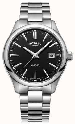 Rotary Herren Oxford Uhr Edelstahlarmband GB05092/04