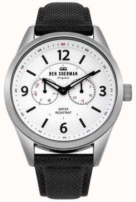 Ben Sherman Mens große Carnaby Utility Uhr WB069WB