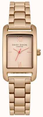 Daisy Dixon Rose Gold Armband Roségold Satin DD057RGM