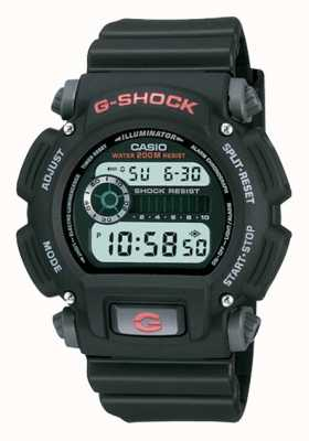 Casio G-Shock digitaler schwarzer Chronograph DW-9052-1VER