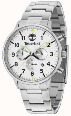 Timberland Spaulding Silber Multi-Dial Silberarmband 15263JS/01M