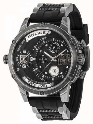 Police Justice League Limited Edition Uhr Händlerausgabe 14536EDG